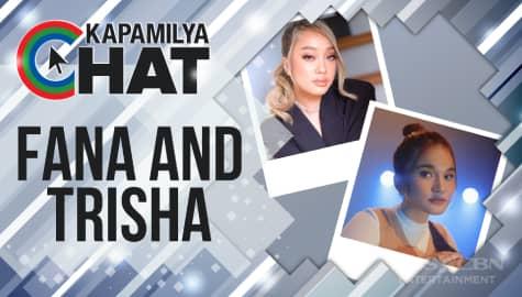 Fana and Trisha for One Music PH