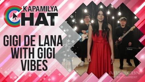 Gigi de Lana with Gigi Vibes for Sakalam