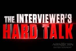 The Interviewer's Hard Talk