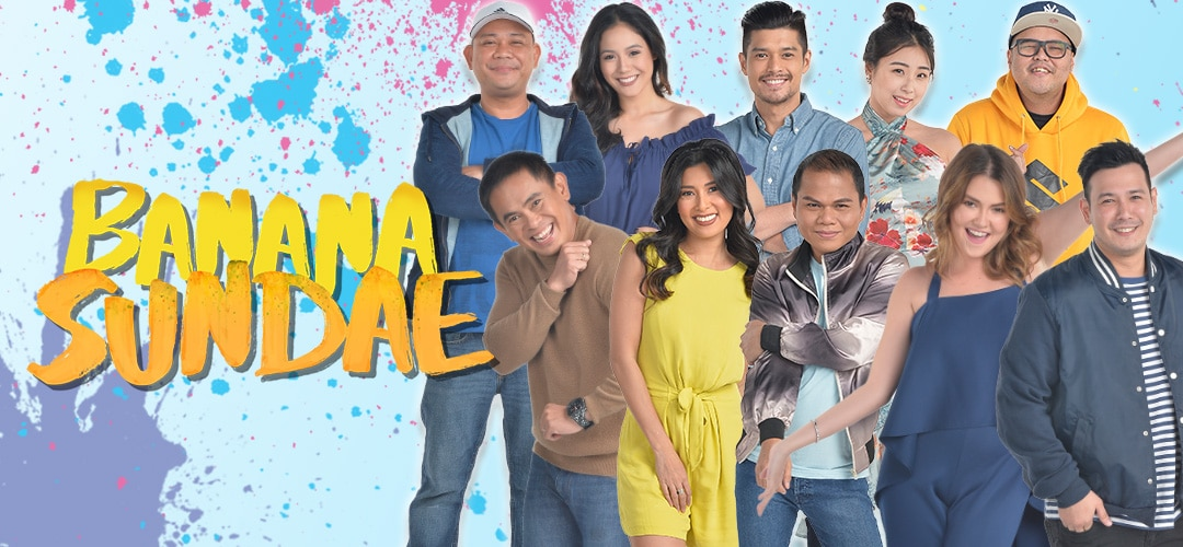 Banana Sundae ABS-CBN Entertainment