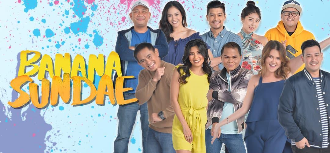 Banana Sundae ABS-CBN Entertainment