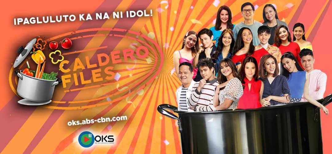 Caldero Files ABS-CBN Entertainment