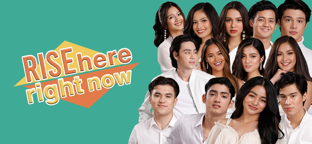 Rise Here Right Now FYE ABS-CBN Entertainment
