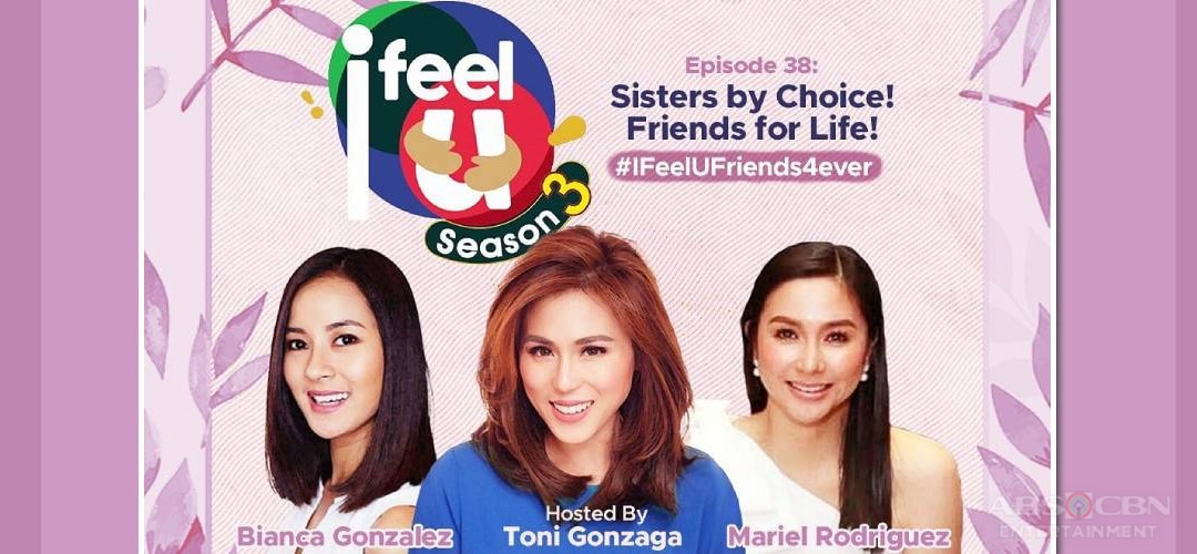 Stories of friendship, motherhood, married life, and more by Toni, Mariel, and Bianca