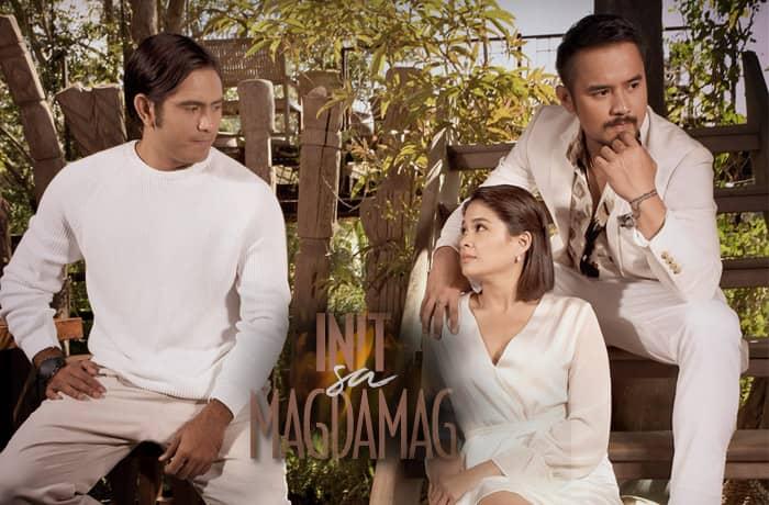 Init sa Magdamag Gerald Anderson Yam Concepcion JM De Guzman  ABS-CBN Entertainment