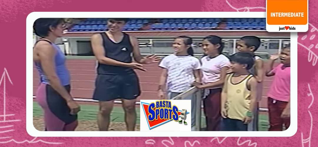 Let's get active with Kuya Atom Araullo! Narito ang mga kailangan nating malaman tungkol sa track and field!