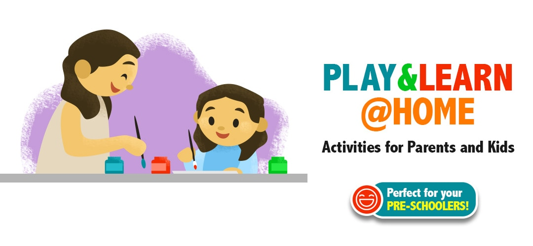 Play And Learn At Home