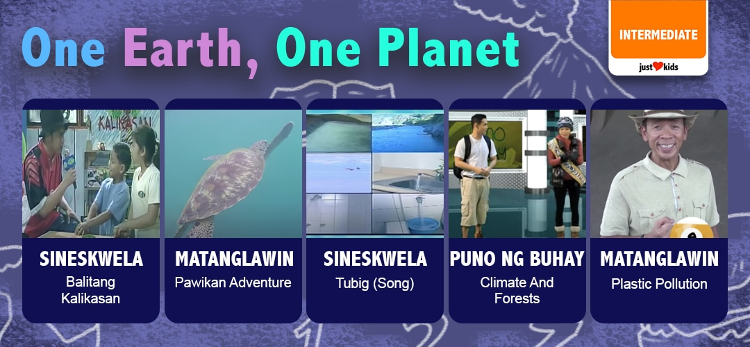 One earth, one planet. This is all we have.
