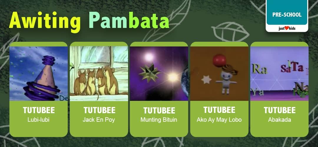 Mga nursery rhymes in Filipino na siguradong magugustuhan ng ating mga bulilit!