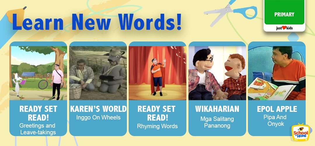 LEARN NEW WORDS!