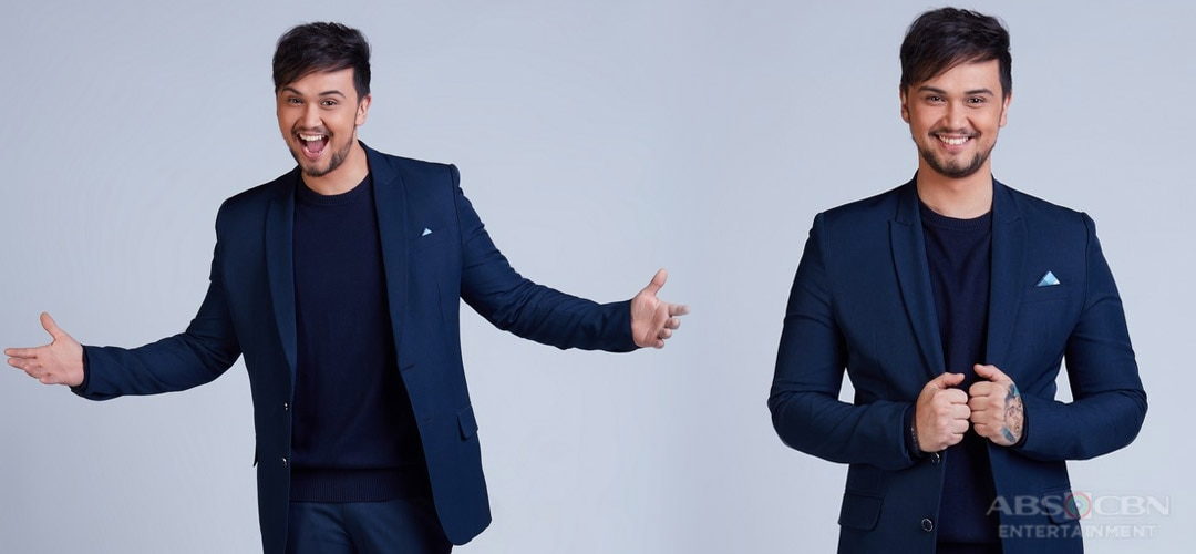Little Big Shots Host Pictorial: Billy Crawford