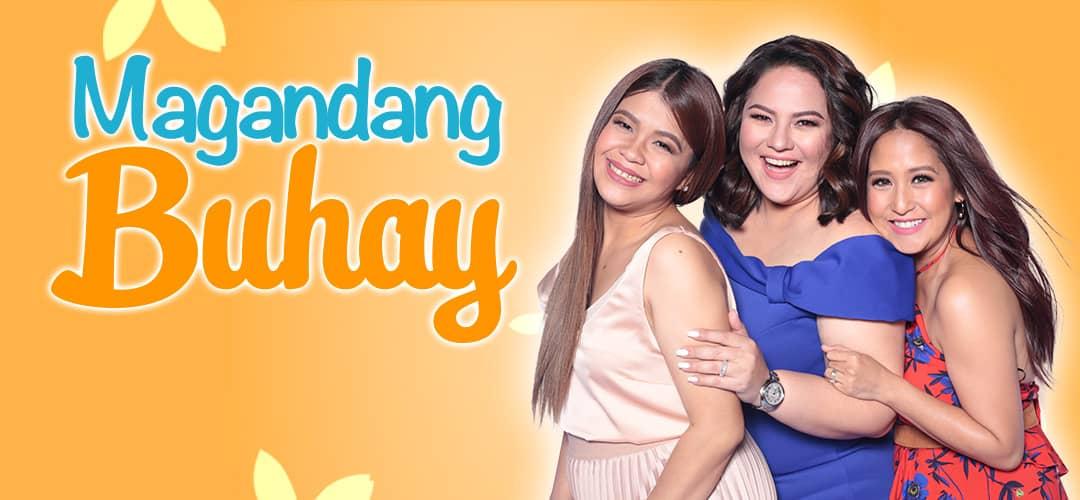 Maganda Buhay ABS-CBN Entertainment