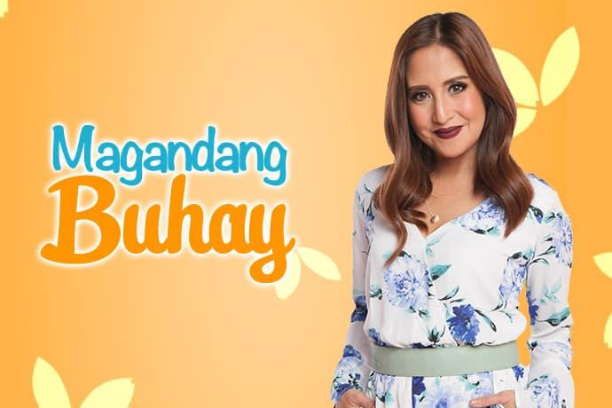 JOLINA MAGDANGAL Magnadang Buhay ABS-CBN Entertainment