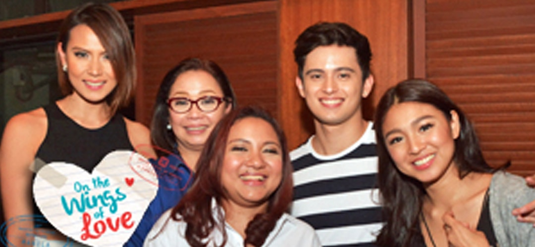 WHAT YOU DID NOT SEE ON TV: OTWOL Finale Viewing Party behind-the-scenes photos