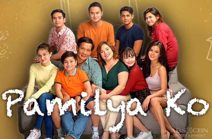 Pamilya Ko ABS-CBN Entertainment