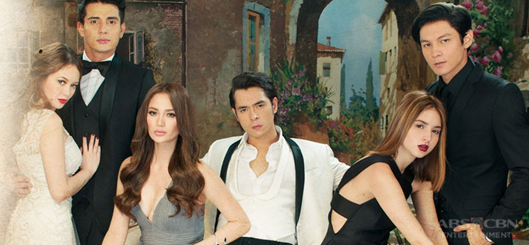 Pasion De Amor ABS-CBN Entertainment