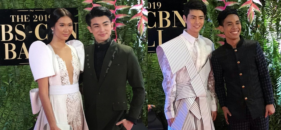 PBB Otso housemates Red Carpet