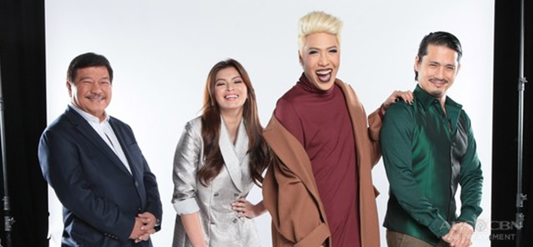PHOTOS: PGT Season 5 Judges: Vice, Angel, Robin & FMG