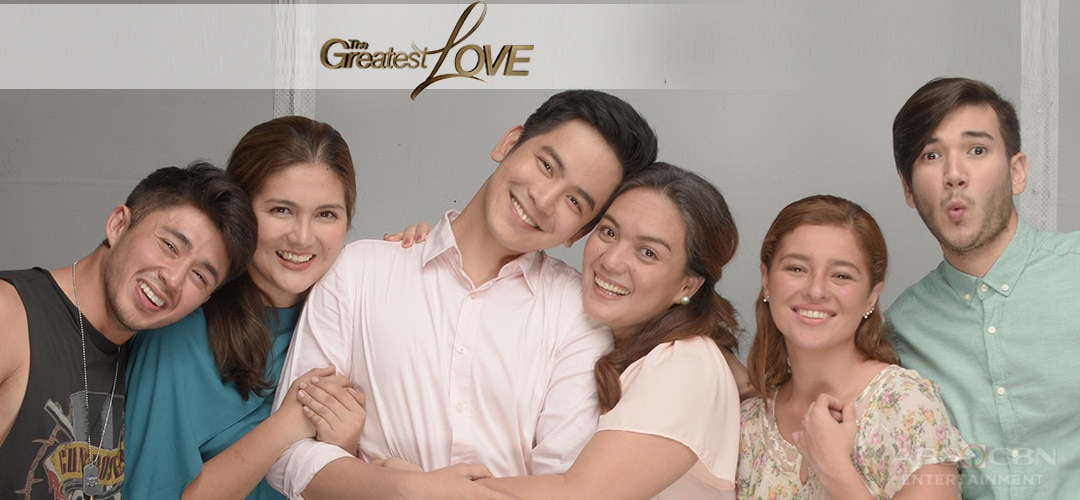 The Greatest Love ABS-CBN Entertainment