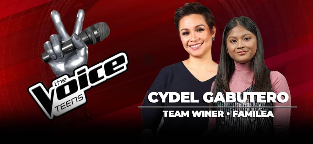 The Voice Teens 2020 Winner: Cydel Gabutero of Familea