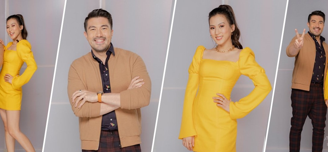 Dynamic Duo Pictorial for The Voice Teens 2020