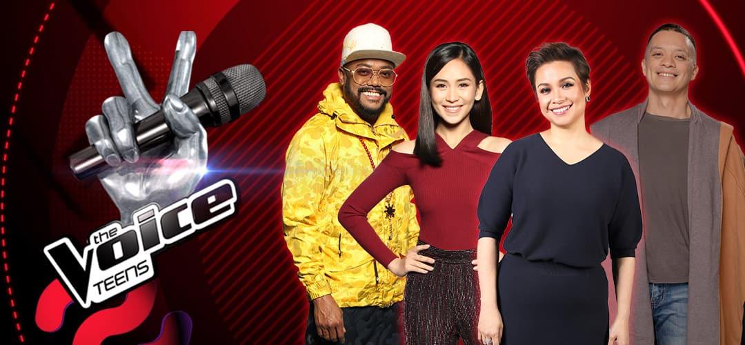 The Voice Teens Season 2 ABS-CBN Entertainment