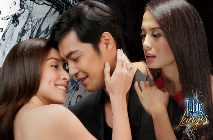 Tubig At Langis ABS-CBN Entertainment