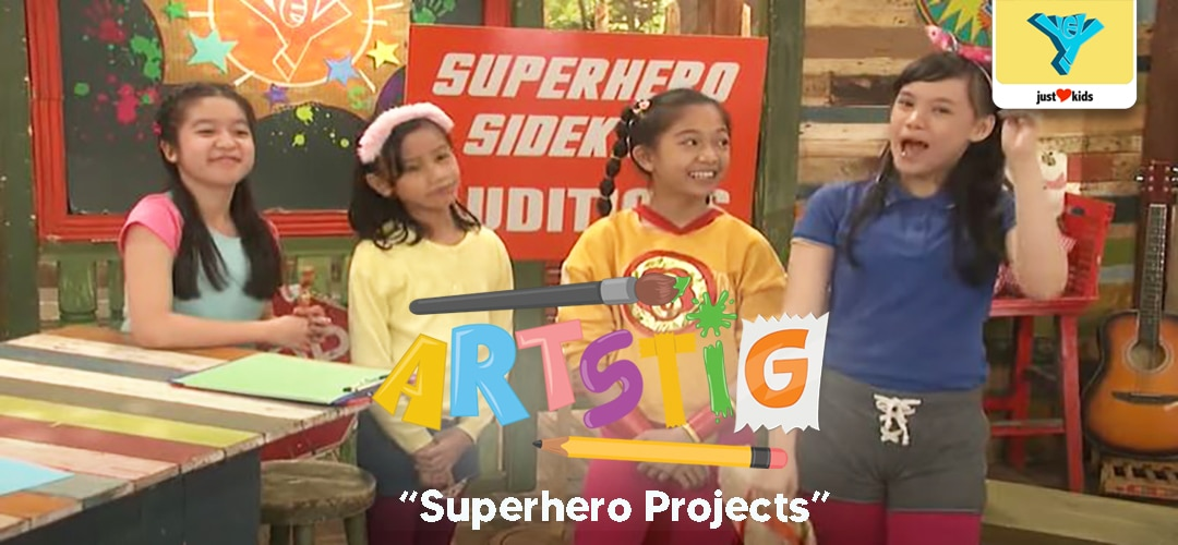 Artstig: Superhero Projects