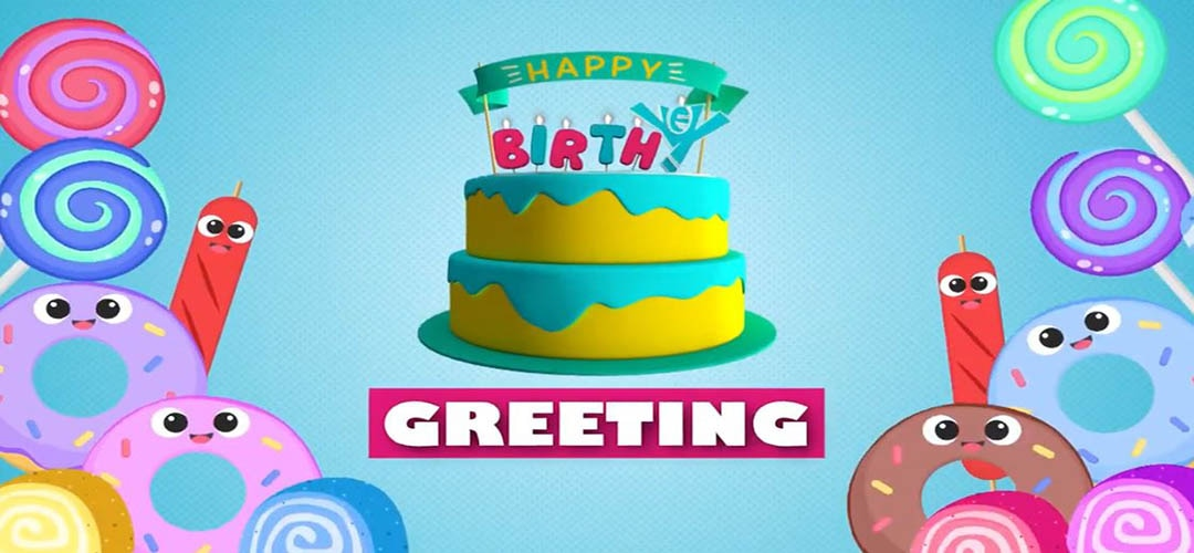 Let's celebrate and surprise your kids with a birthyey shout-out!  Here's how!