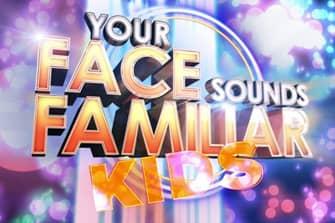 Your Face Sounds Familiar Kids