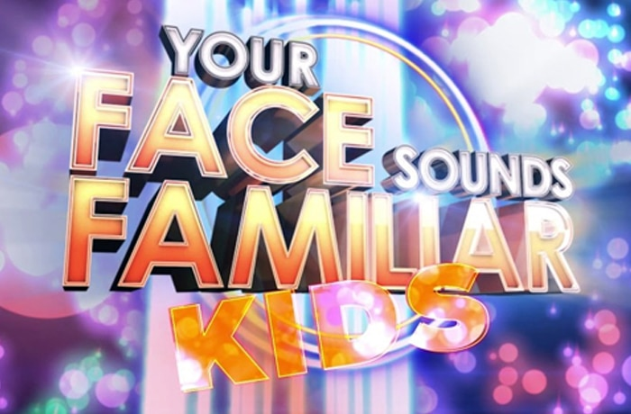 Your Face Sounds Familiar Kids ABS-CBN Entertainment