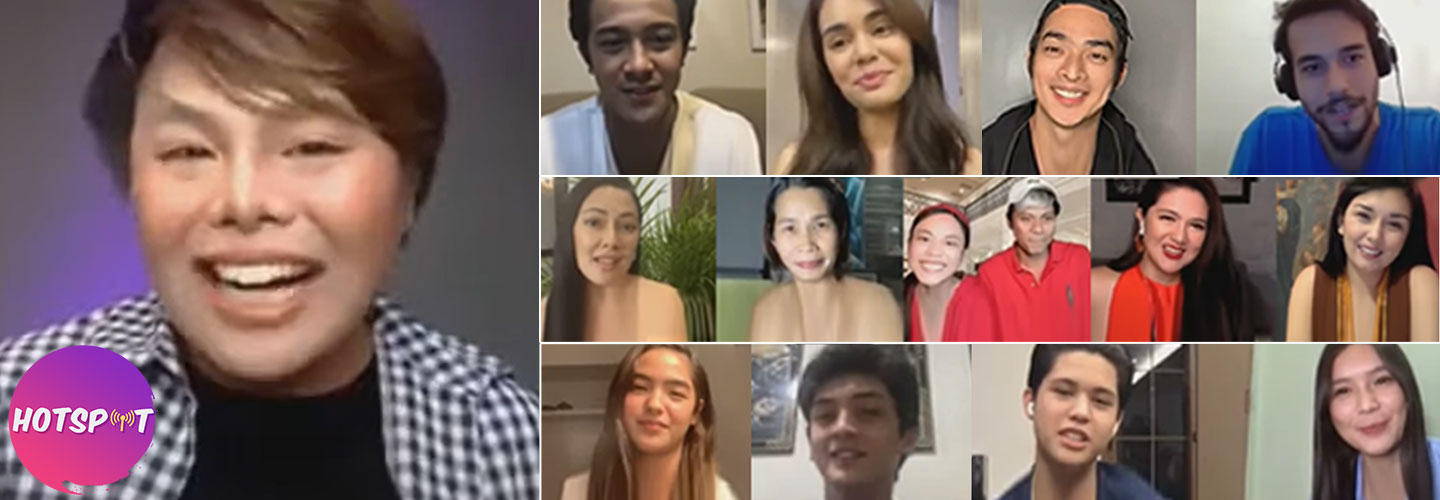 ABS-CBN launches Online Kapamilya Shows to delight avid fans