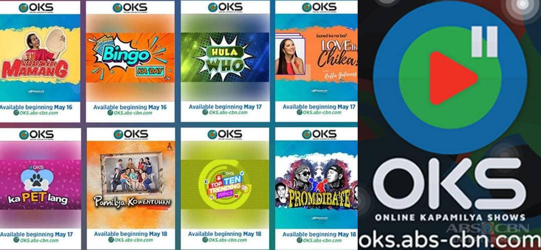 Online Kapamilya Shows ABS-CBN Entertainment