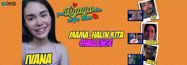 "Kit, Argel, Raven take on the ""Mama-halin Kita"" cook-off for Ivana in PaLigayahin Niyo Ako"