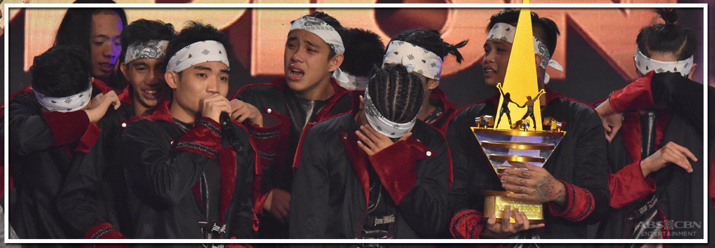 Kenyo Street Fam: Winning Your Moment dancing title is to make their families proud