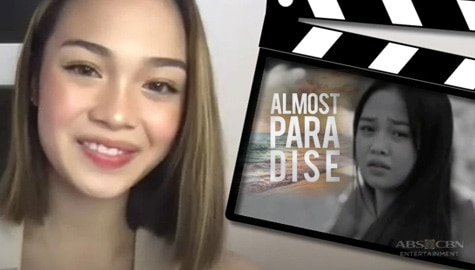 AC Bonifacio talks about memorable experiences in working on Almost Paradise