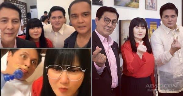 FPJ's Ang Probinsyano kontrabidas showcase their fun, comic sides on TikTok