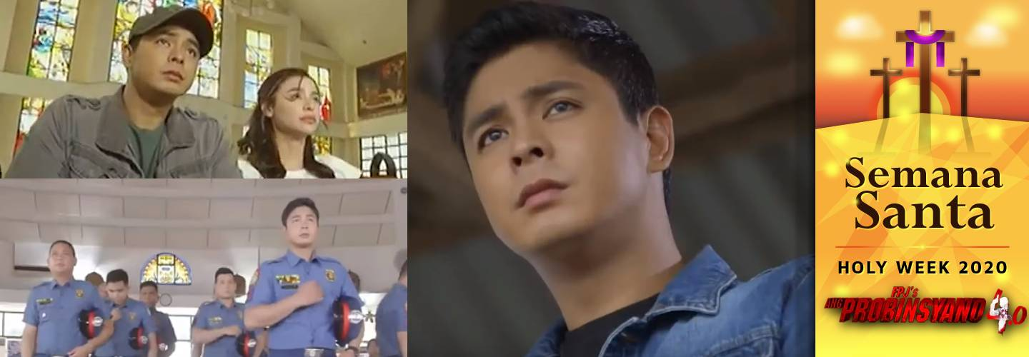 Enlightening scenes Cardo called on Divine Help for guidance in FPJ's Ang Probinsyano