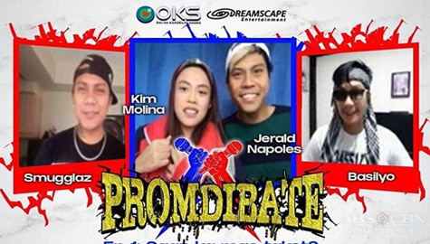 Smugglaz, Bassilyo face off in impressive COVID-19 rap battle in Promdibate on OKS