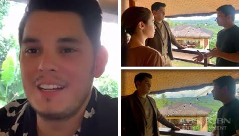 Richard Gutierrez on joining FPJ's Ang Probinsyano and family life amid the pandemic