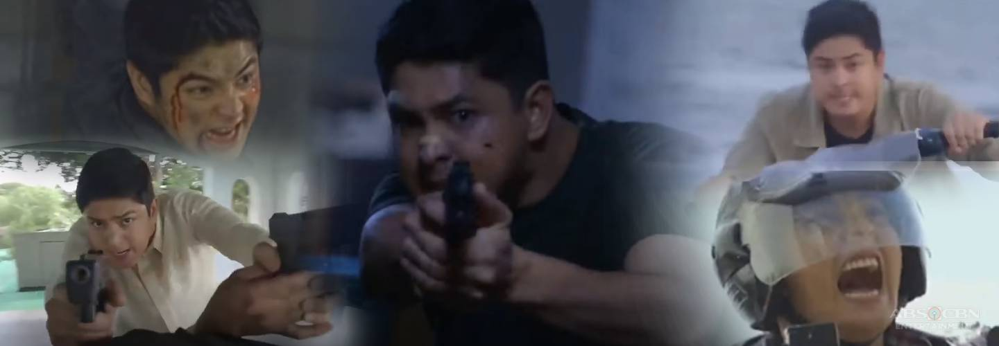 5 heart-stopping 'buwis buhay' stunts of Cardo in FPJ's Ang Probinsyano