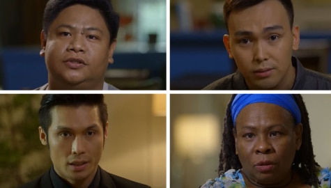 FPJ's Ang Probinsyano stars Nonong, Whitney, Mark and Jay share their biggest source of strength and inspiration