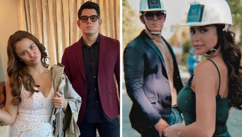 FPJ's Ang Probinsyano: Richard and Yassi make a stylish 'pair' in these behind-the-scene OOTD photos