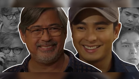 10 scenes showing that Teddy supports Cardo as his son-in-law in FPJ's Ang Probinsyano