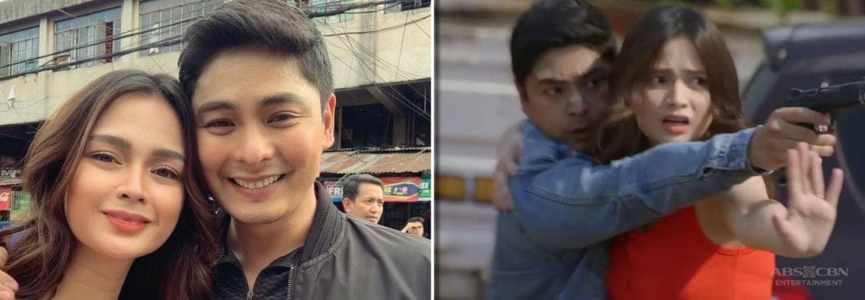 """Rhen on Coco as co-actor, director on FPJ's Ang Probinsyano: """"Sa lahat ng bagay talaga, aalalayan ka niya."""""""