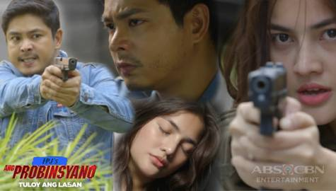 """Coco holds Jane hostage in """"FPJ's Ang Probinsyano"""""""