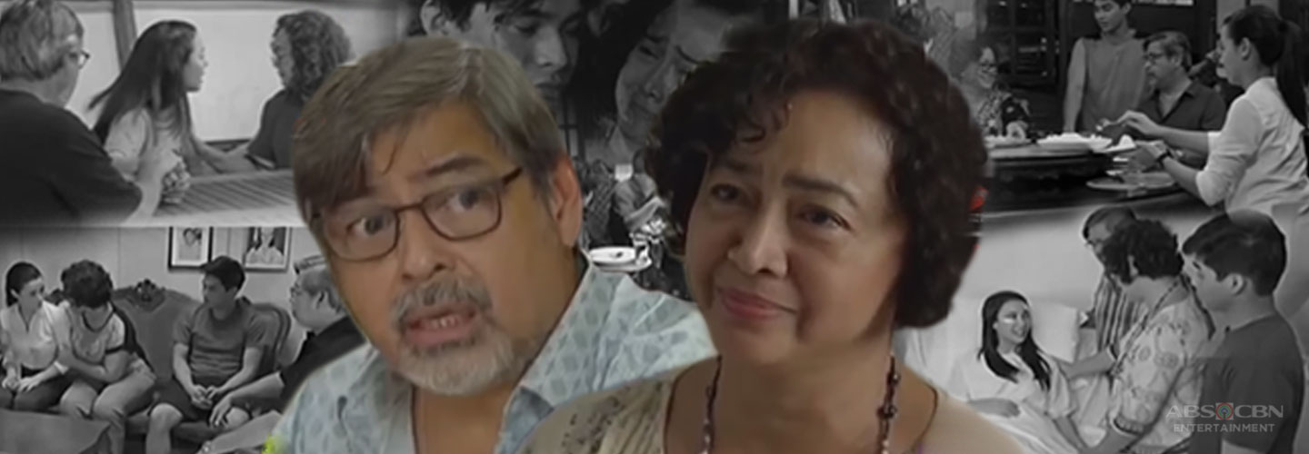 10 memorable scenes of Teddy and Virgie as loving parents to Alyana and JP in FPJ's Ang Probinsyano