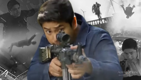 10 most epic and dangerous action stunts of Coco Martin in FPJ's Ang Probinsyano