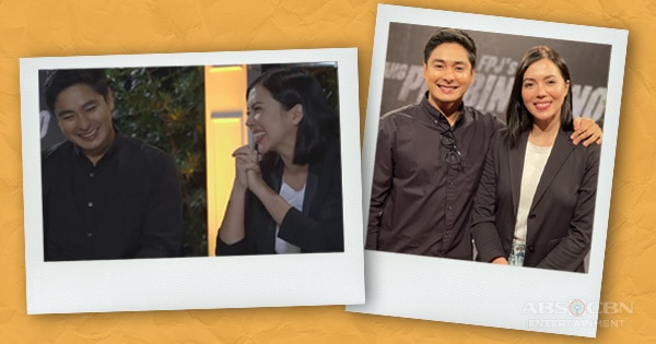 Coco says he trained Julia on gun handling and motorcycle riding for FPJ's Ang Probinsyano