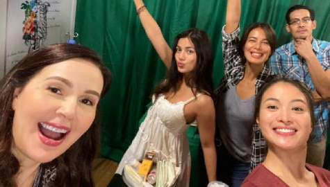 Jane talks about her Mante Family, FPJ's Ang Probinsyano co-stars via Bukingan Challenge